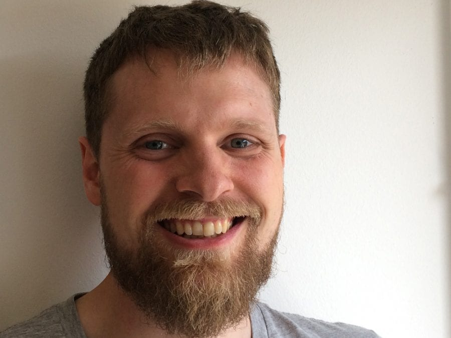 Kasper Kajgaard er ny supporter hos HR-ON.