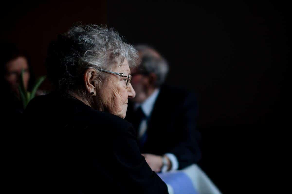 Især ældre føler sig utrygge ved at afgive personlige informationer på nettet.