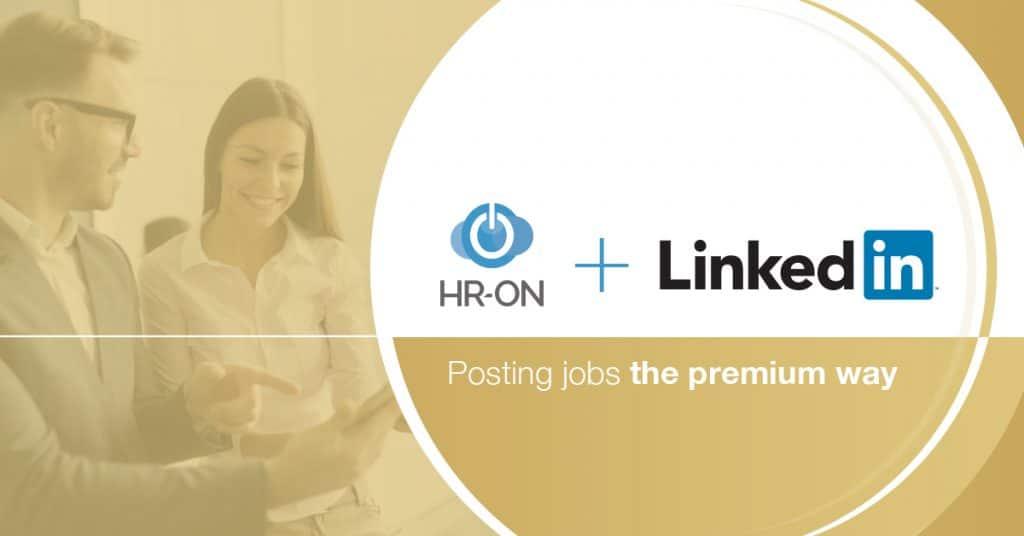 HR-ON og LinkedIn partnerskab