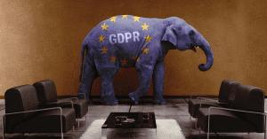 GDPR elefant