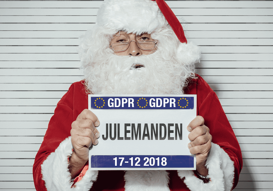 Santa Claus in GDPR trouble