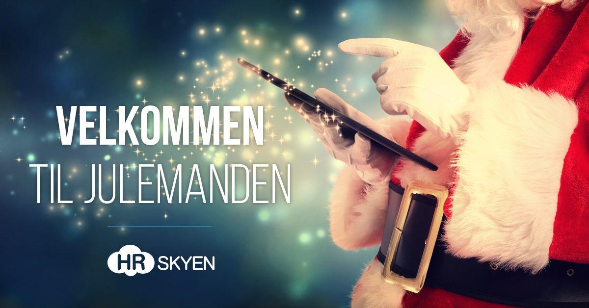 Velkommen til julemanden