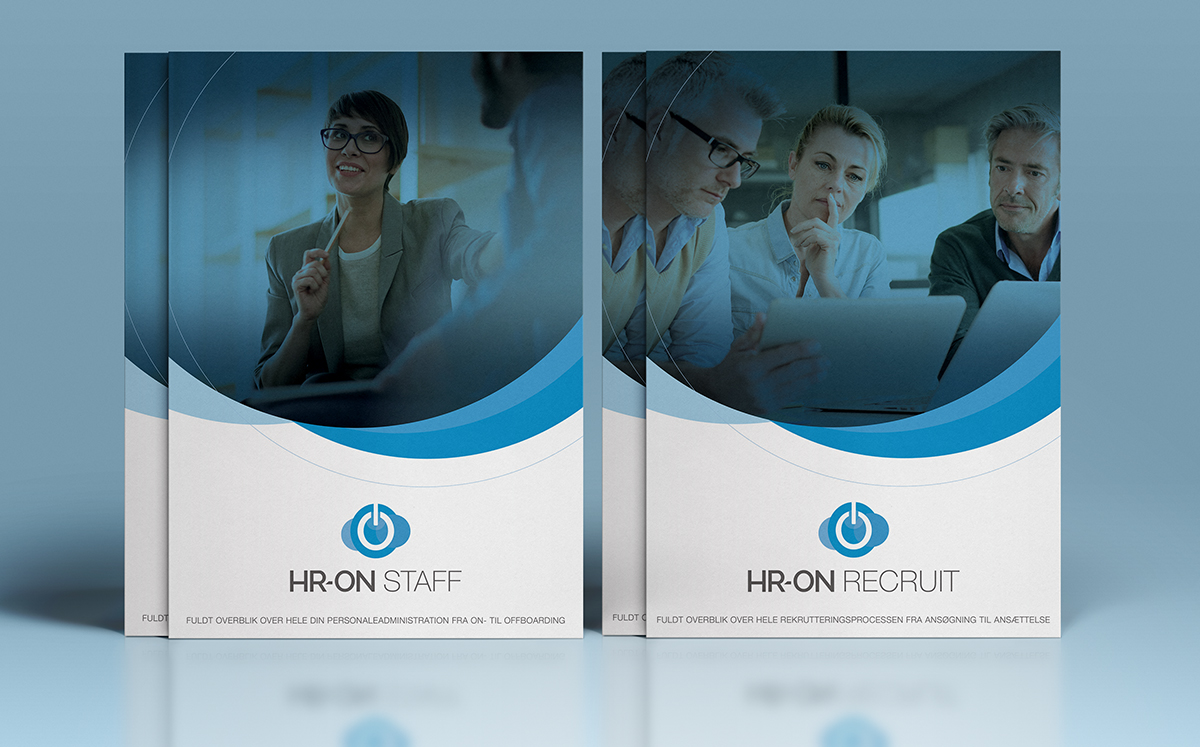 Hr-ons product catalog two products is shown Staff and Recruit