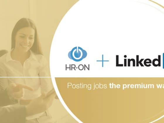HR-ON and LinkedIn partneship