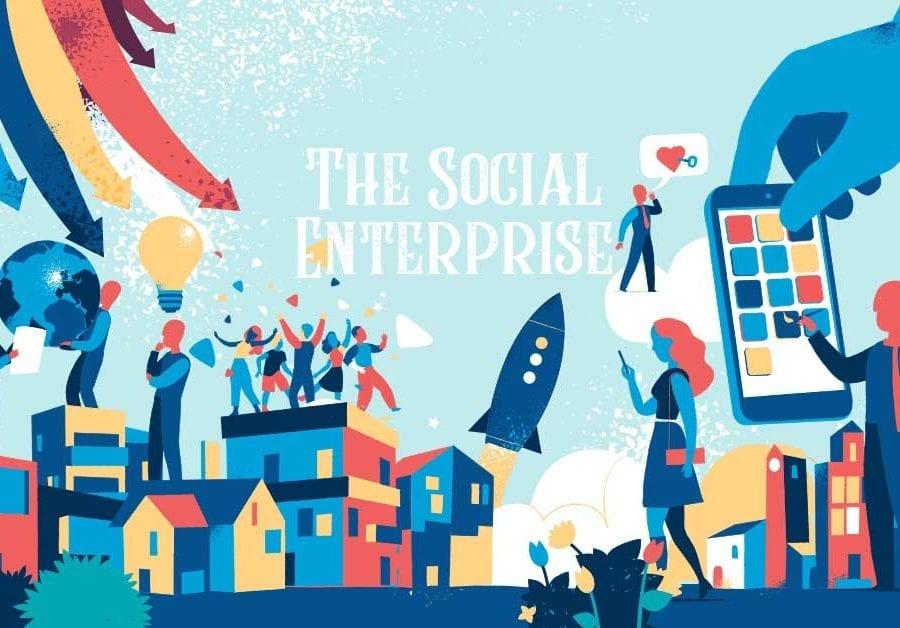 L'entreprise sociale - Le concept reprend son élan