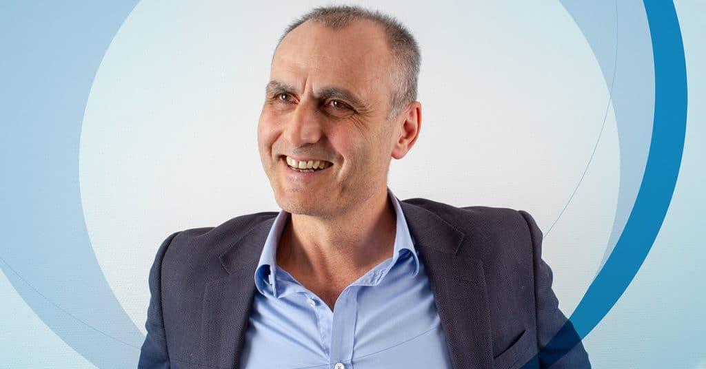 HR-ONs direktør Ali Cevik