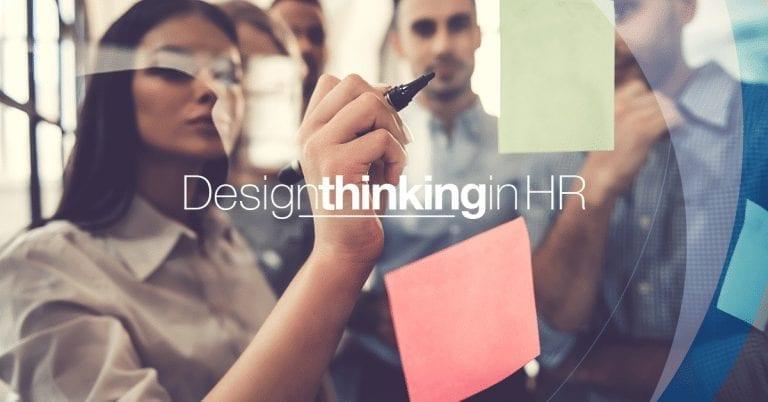 Billede af Designthinking