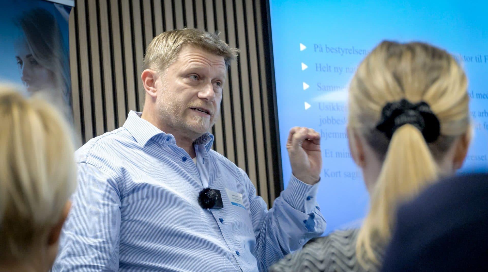 Gentofte Kommune brugte LinkedIn Premium med et ekstra boost for at rekruttere en kandidat til en lederstilling