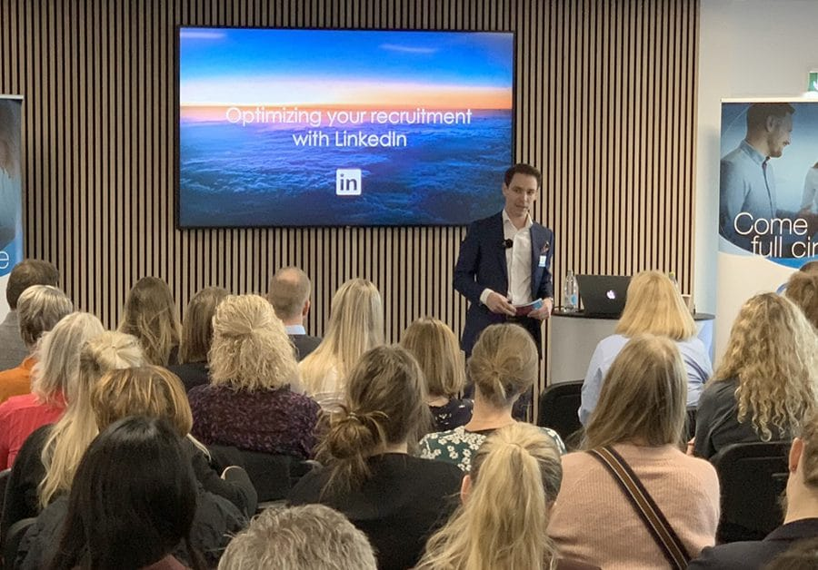 Kundernes oplevelse af LinkedIn-seminaret