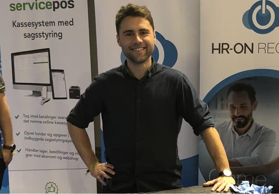 HR-ON blandt technørder til computerspilsmesse