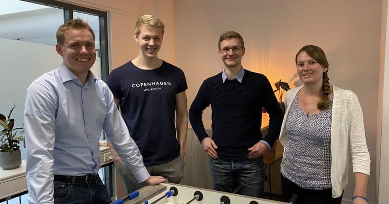 HR-ON ansætter flere medarbejdere: Morten, Patrick, Henrik og Jenni er nye ansigter hos it-virksomheden