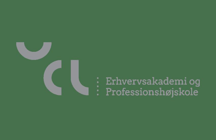 UCL Erhvervsakademi og professionshøjskole kundelogo