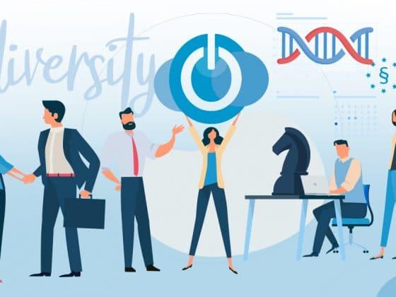 Mangfoldighed er en del af HR-ONs DNA