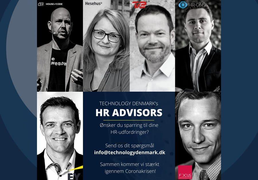 HR-Advisors er klar til at hjælpe din virksomhed gennem coronakrisen