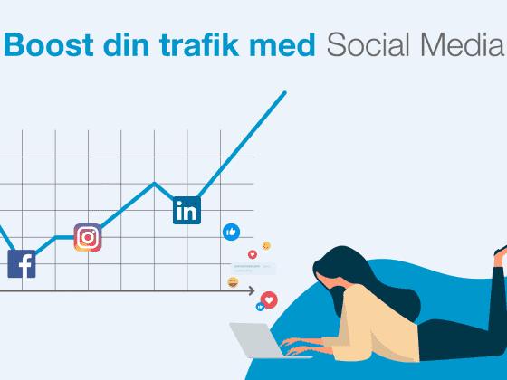 Sociale medier kan styrke jeres pulje af kandidater til en ledig stilling