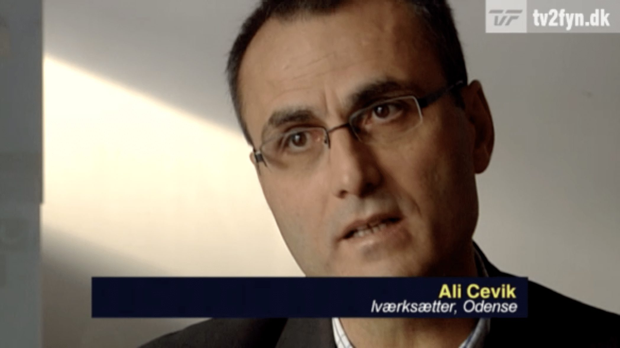Ali Cevik om online jobsamtale