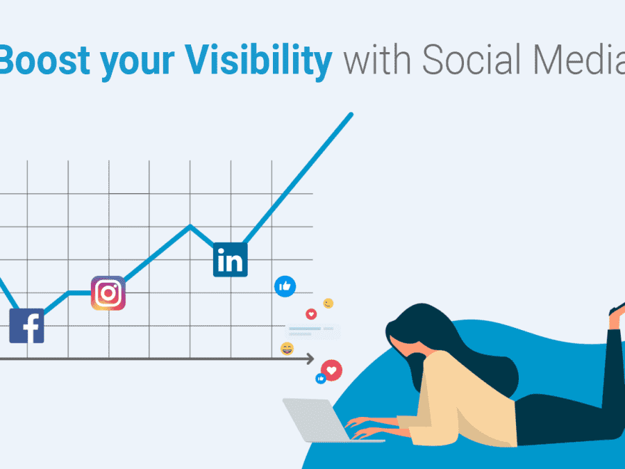 Boost your visibility with Social Media