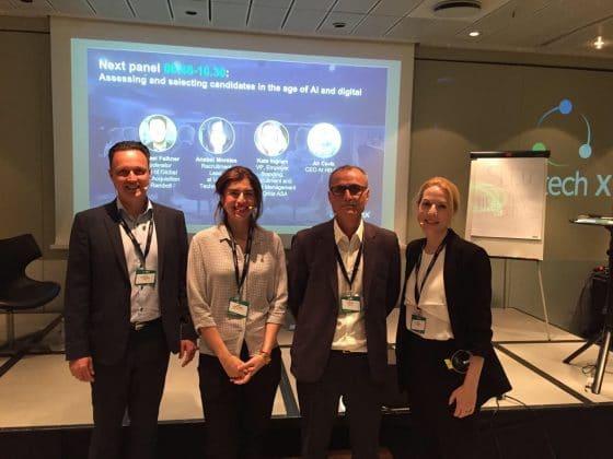 HR-ON til HRtechX konference