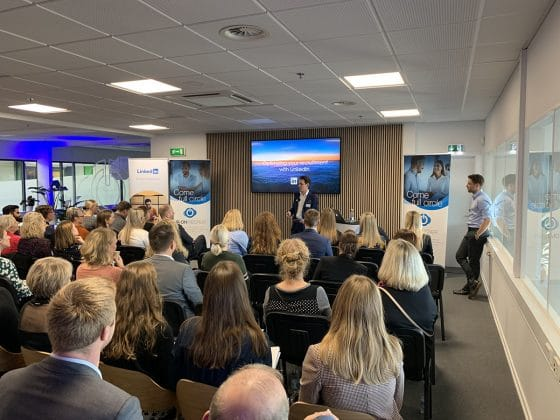 HR-ON seminar med LinkedIn