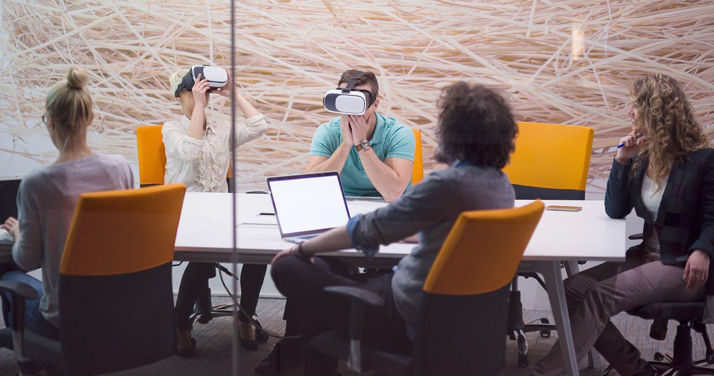 Virtual Reality kan blive brugt til at træne personalet