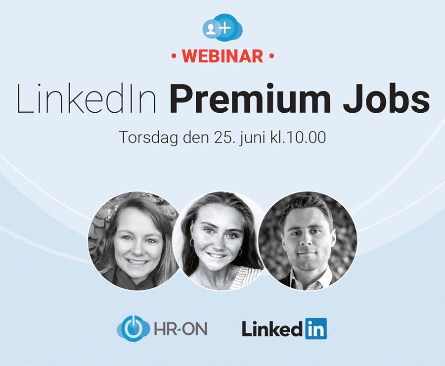 LinkedIn webinar hos HR-ON