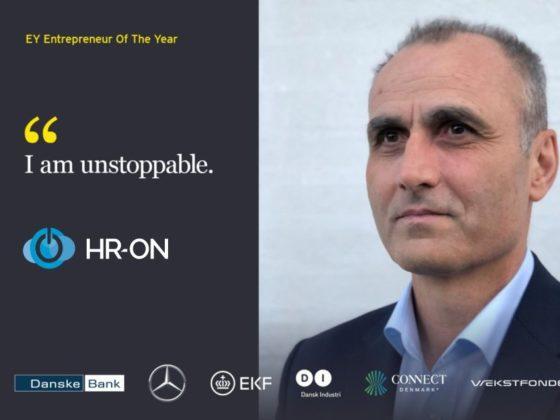 Ali nomineret til EY-pris