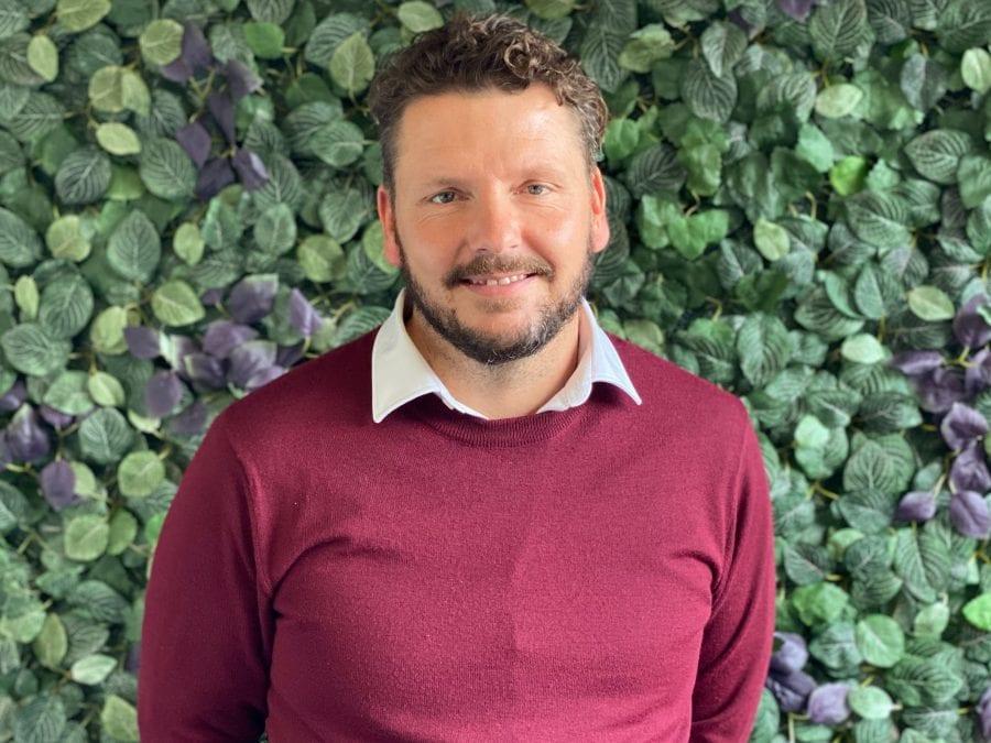 Jesper Ramstedt-Helt, Sales Director