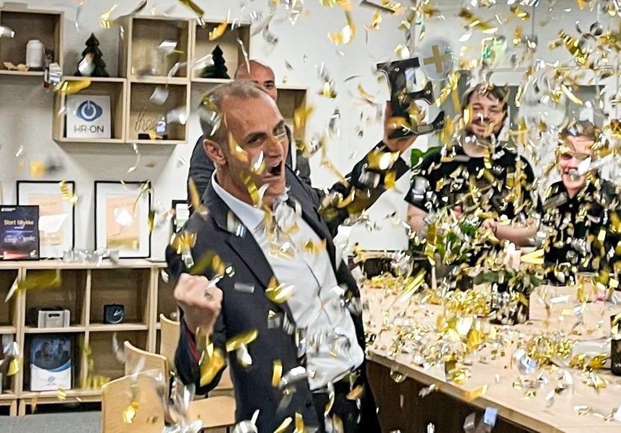 HR-ONs CEO, Ali Cevik, vinder inspirationspris