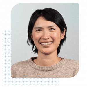 Kayoko's top tip when working from home