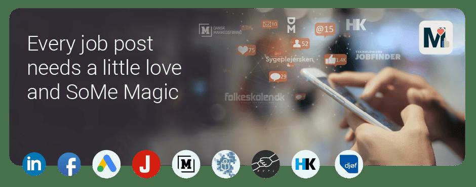 HR-ON Magic Mix